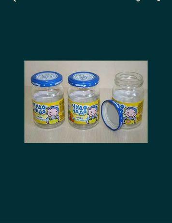 Баночки і бутилочки  з під дитячого харчування