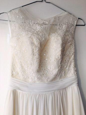 Suknia ślubna model MERCEDES r. 36