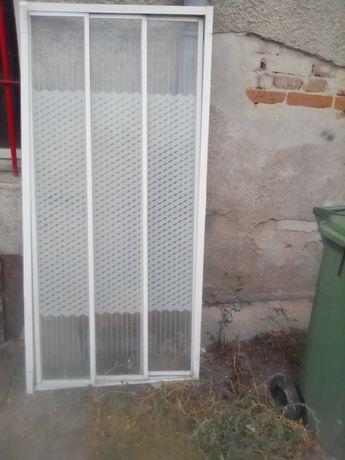 Drzwi rozsuwane do kabiny prysznicowej 90cm