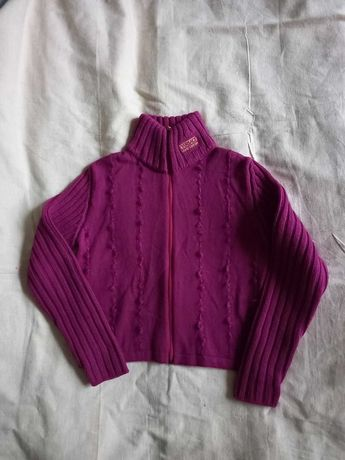 винтажный кардиган кофта versace оригинал