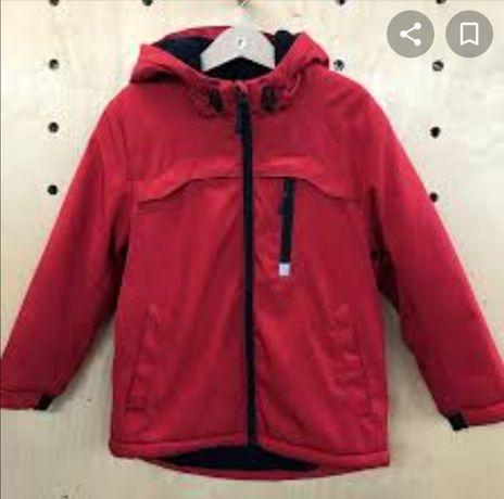 Куртка парка холодная осень зима фирма George 5-6 лет 110-116 см