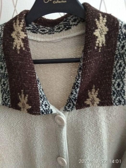 sweter rozpinany długi Zielona Góra - image 1