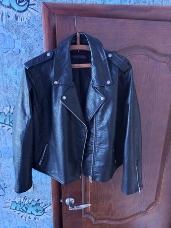 Новая куртка косуха!