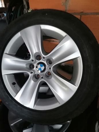 Jantes 17 5x120 bmw com pneus 225/55R17