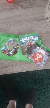 FarCry 4 xbox one Compact edition