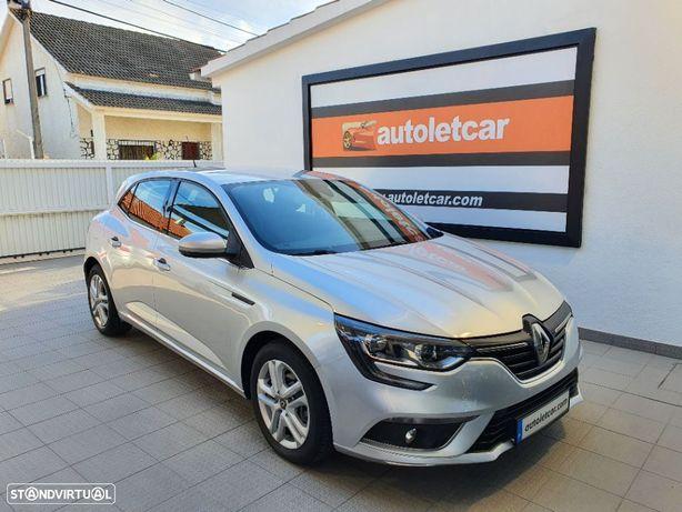 Renault Mégane 1.5 dCi Zen