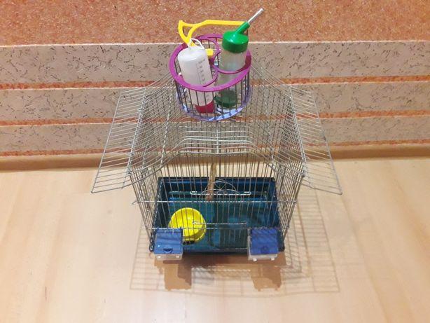 Клітка птахів- хомяків