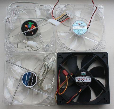 Вентилятор для компьютера 120mm 12V.