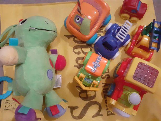 Mix zabawek dla maluszka