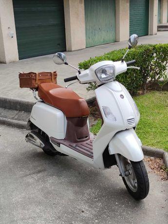 Scooter Keeway Zahara 125