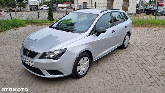 Seat Ibiza Kombi 1.2 TDI 75km 2015r Bezwypadkowy 1 Właściciel Salon Polska