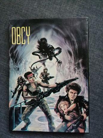 Obcy (Gambit) - gra planszowa z 1988r