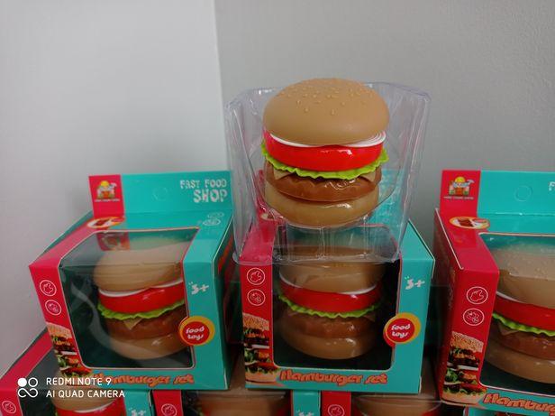 Гамбургер игрушка бутерброд разборный новый