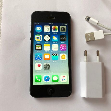 Telefon iPhone 5, 16 GB