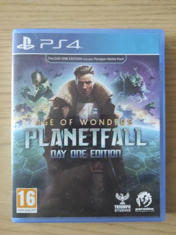 PS4 Age of wonders Planetfall Day One Edition PL