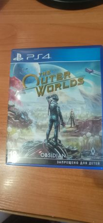 Продам The outer worlds