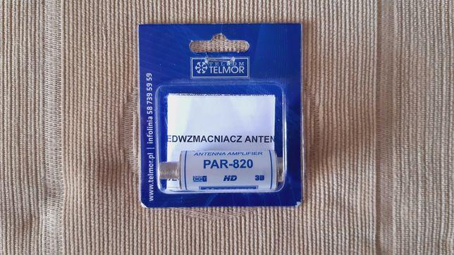 Przedwzmacniacz antenowy TELMOR PAR-820