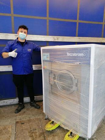 Aluguer Equipamentos para lavandaria self service hospital ou lares