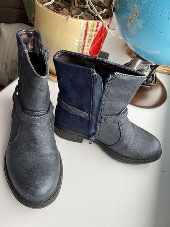 Детские ботинки осенне-весенние