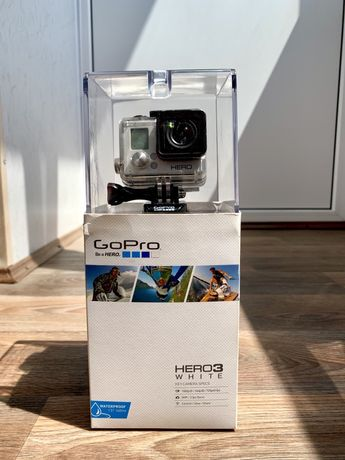 Продам GoPro Hero3 white