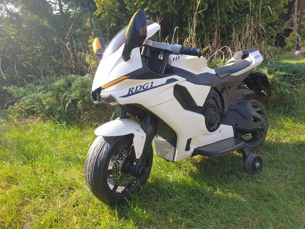 Motorek motocykl motor na akumulator dla dziecka