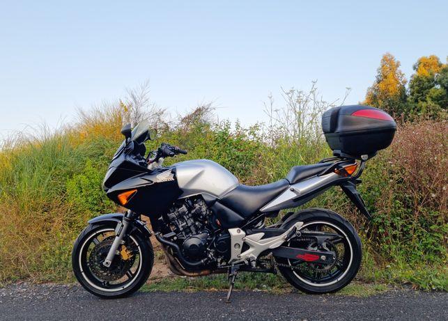 Honda CBF 600 SA c/muitos extras