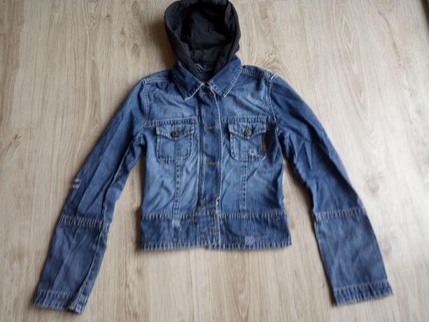 Kurtka jeansowa 158/164