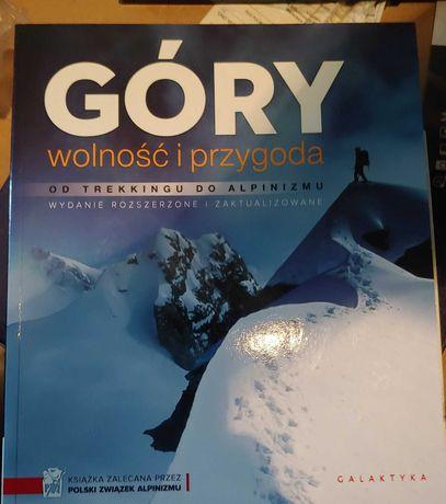 Gory wolnosc i przygoda od trekkingu do alpinizmu