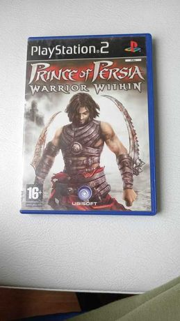 Prince of Persia Warrior Within ( Ps2 )