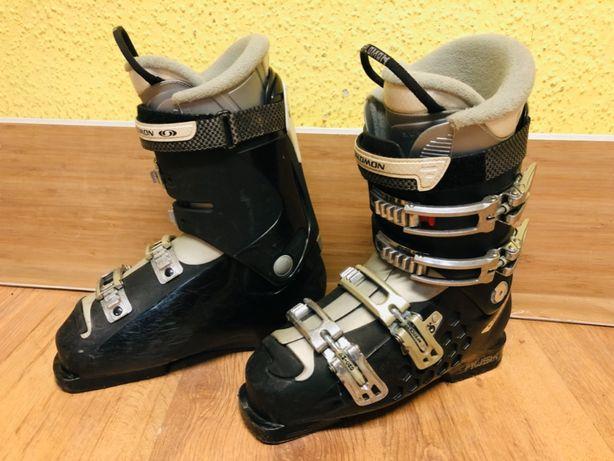 buty narciarskie SALOMON - rozmiar 40 - wkładka 25-25,5cm