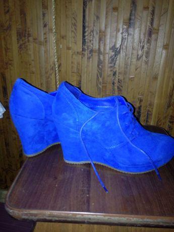 Ботинки, платформа, туфли