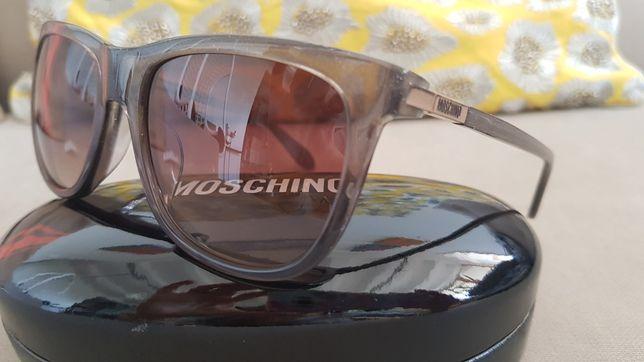 Moschino nowe okulary przeciwsłoneczne 100% oryginalne