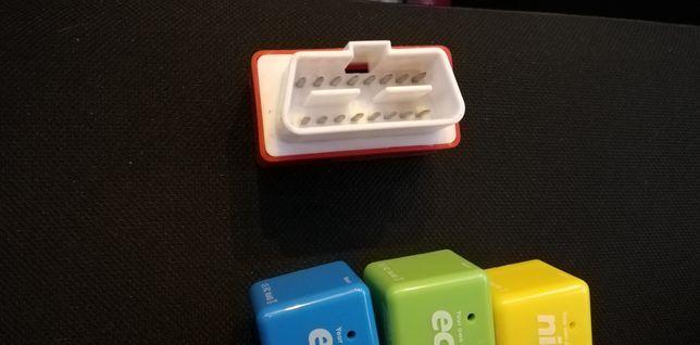 Power Box OBD2 - potência / consumo - PowerBox