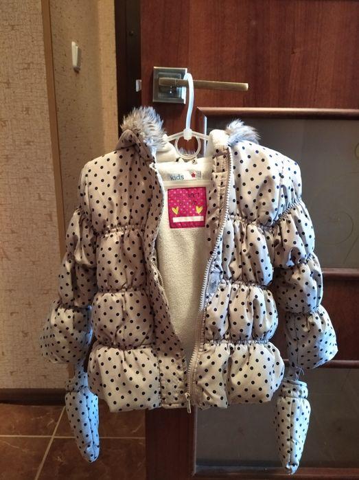 Куртка на дівчинку Костополь - изображение 1
