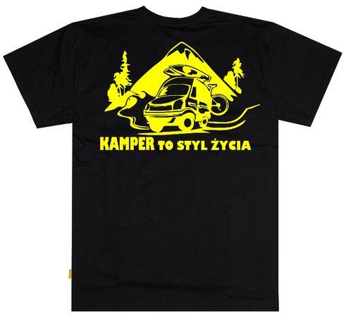 "Tshirt ""Kamper to styl życia"" P44"