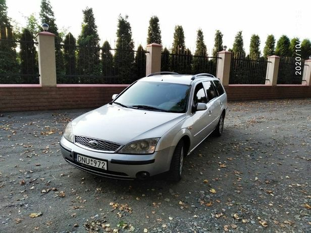 Ford Mondeo 3 2.0