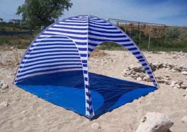Пляжная палатка camping camp 2,4×2,4