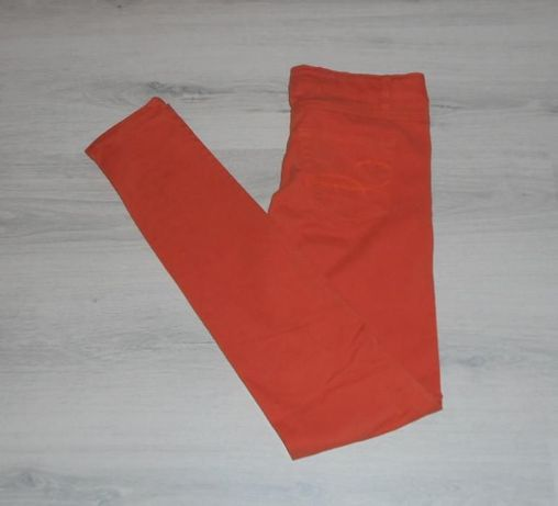 spodnie jeansy 164 nowe