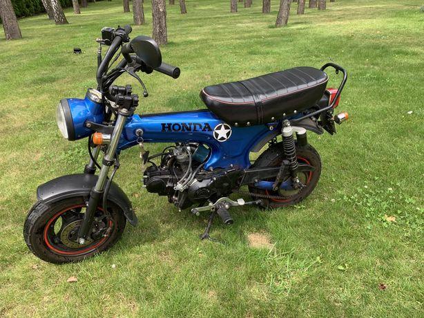 Motor (motorynka) 50 marki SkyTeam zarejestrowany