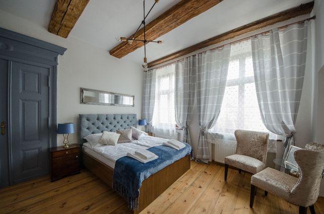 Noclegi Apartamenty Mieszczańskie Toruń Starówka centrum