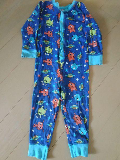 Пижама слип детская. Размер 98, 110