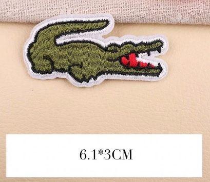 Patch Crocodilo Lacoste