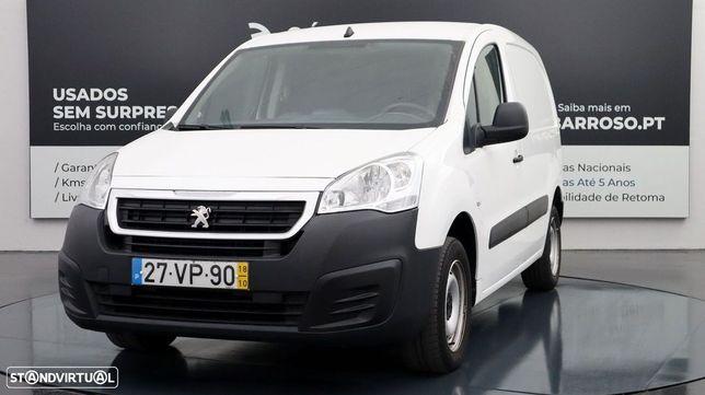 Peugeot Partner 1.6 BlueHDI L1
