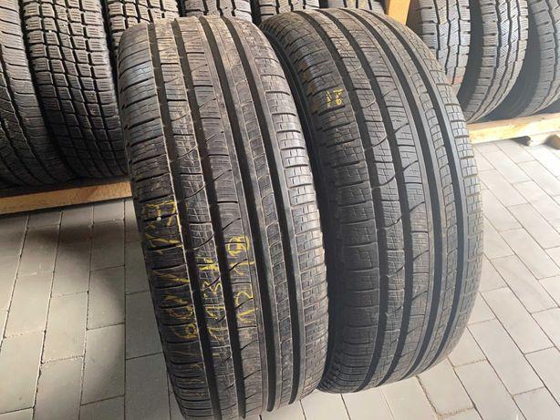 Шини літо 255/60R19 Pirelli Scorpion Verde A/S 2шт 17рік супер стан