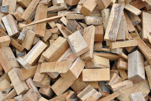 Drewno opałowe GRUBE kawałki