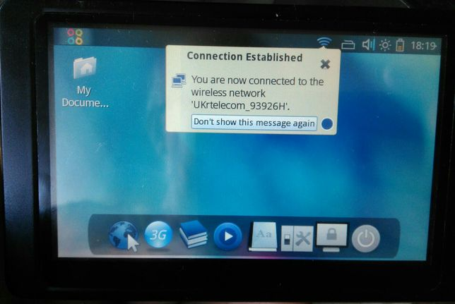 Мини планшет SmartQ 5 MID