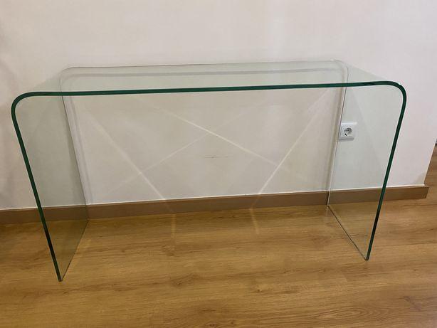 Vendo consola totalmente em vidro!