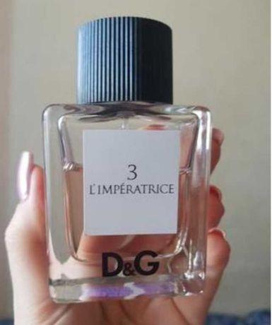 Парфюм от Dolce&Gabbana/D&G L'Imperatrice 3 Императрица. Оригинал.