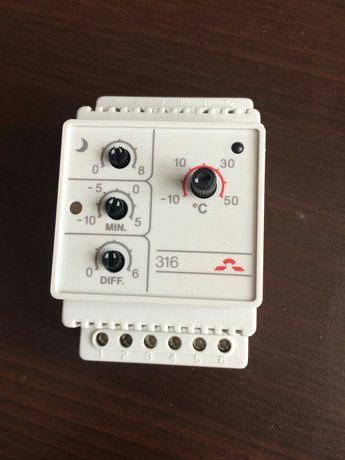 Терморегулятор Devireg D316