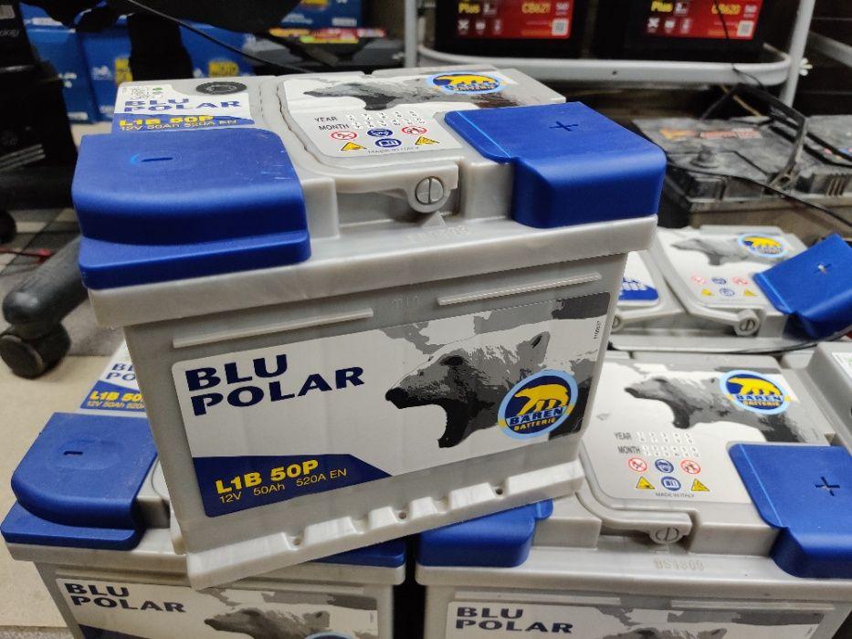 Akumulator Baren Polar L1B 50P 50Ah 520A P+ Dowóz Kraków